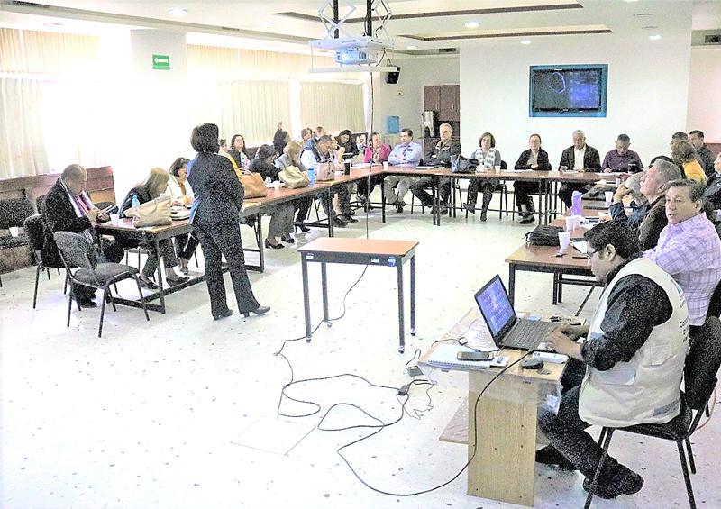 Preparan a supervisores  de educación Básica para  Censo de Población y Vivienda