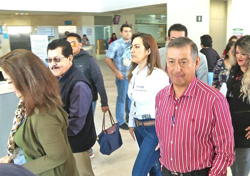 90 mdp para ampliación del hospital general del Issste La Paz