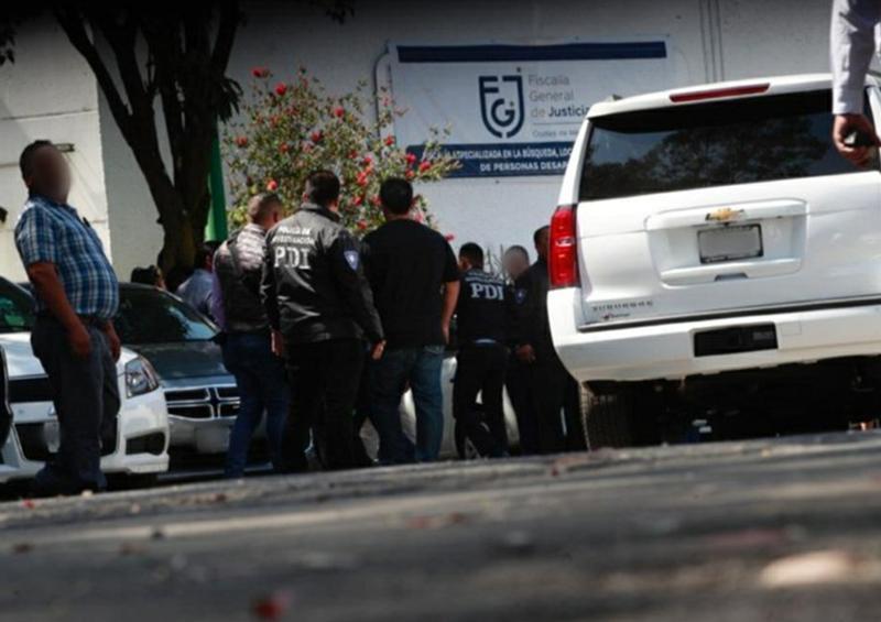 Trasladan a la CDMX a presuntos feminicidas de Fátima