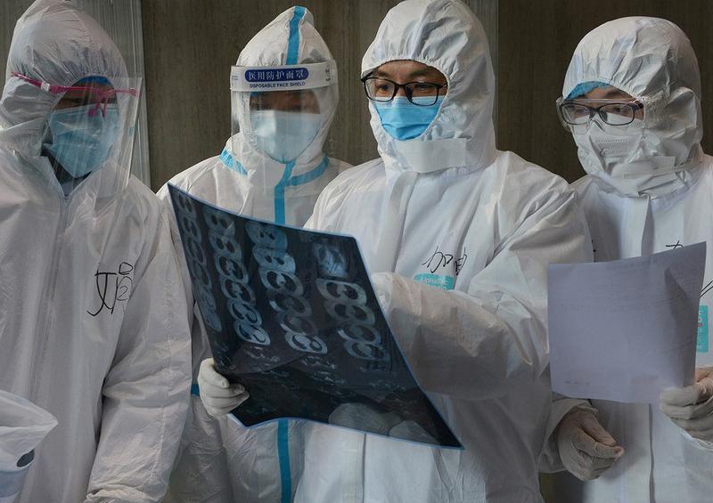 Dan de alta a paciente con coronavirus hospitalizado en INER