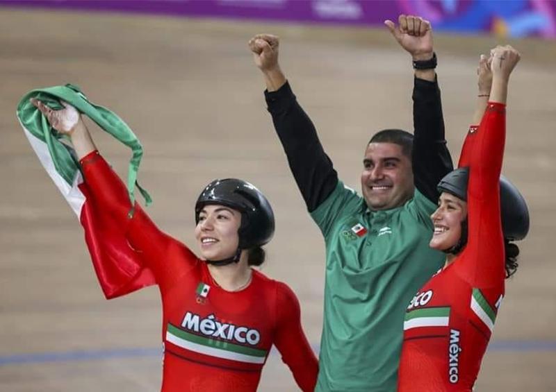 El ciclismo mexicano consiguió pase a Juegos Olímpicos