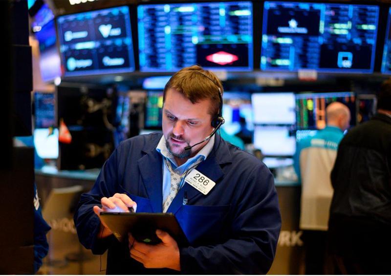 El Dow Jones pierde un máximo histórico de puntos
