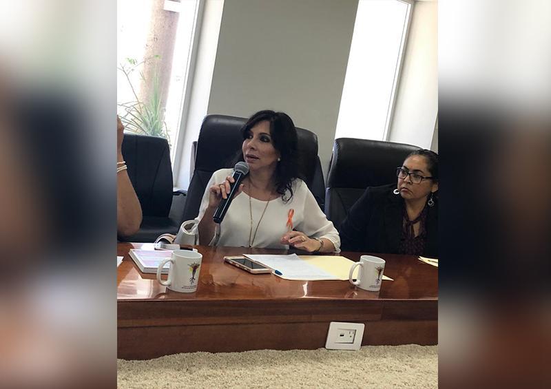 """Instituto Sudcaliforniano de la Mujer se suma al paro nacional """"Un día sin Mujeres"""""""