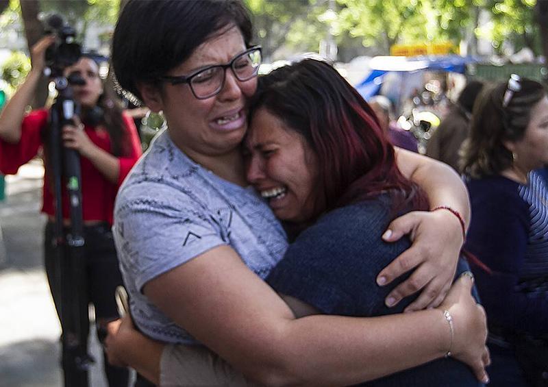 Mamá de Fátima no está desaparecida; está en hospital psiquiátrico