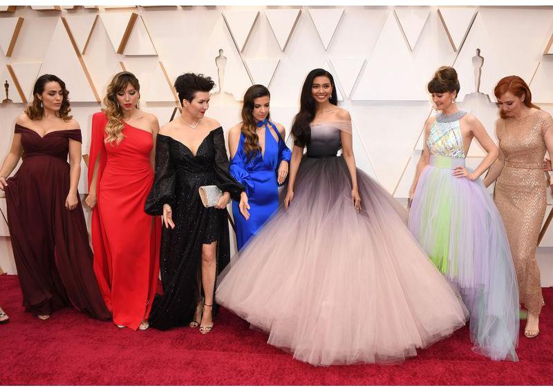 Carmen Sarahí, una Elsa mexicana en los Oscar