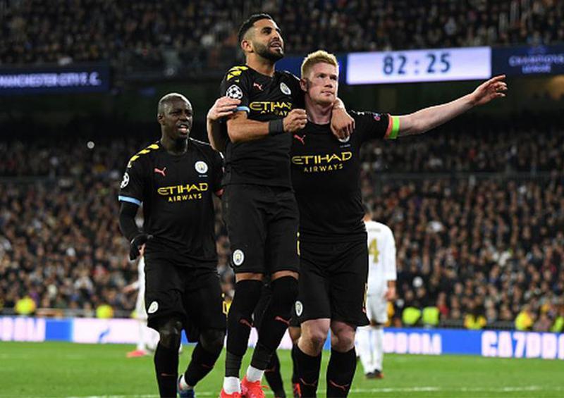 Manchester City derrota al Real Madrid en el Bernabéu