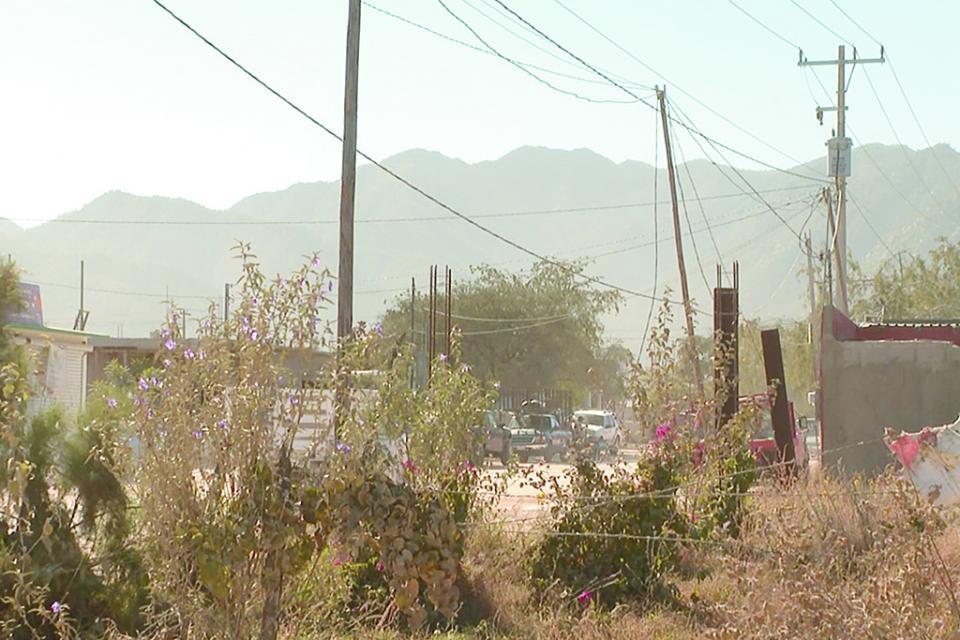 """""""La solicitud de la luz no les  atañe a los condueños de  La Ballena"""" Asesor Jurídico"""