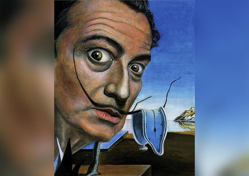 Una exposición de Dalí en Moscú bate récord de visitantes
