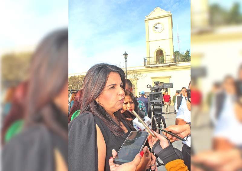 Reforzaremos esquemas de seguridad en Los Cabos ante  la escalada de violencia contra las mujeres: Armida Castro