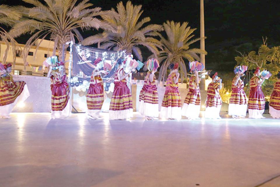 Celebran 14 años del Ballet Folclórico Municipal  Mejiel Tammia en SJC