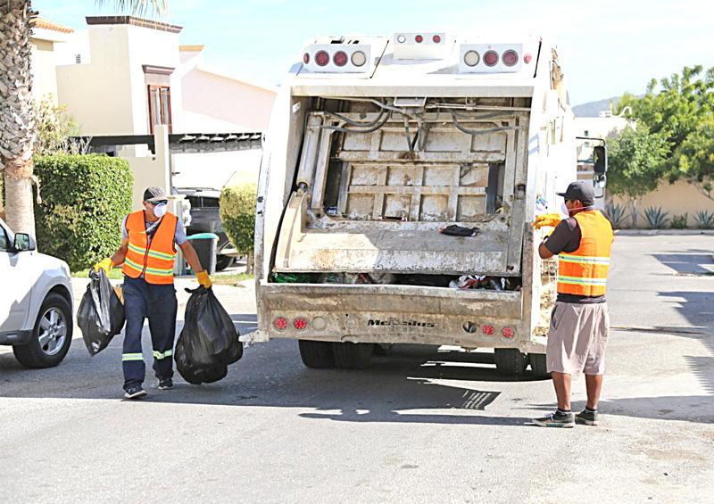 Disminuye basura recolectada en Guadalajara en emergencia sanitaria
