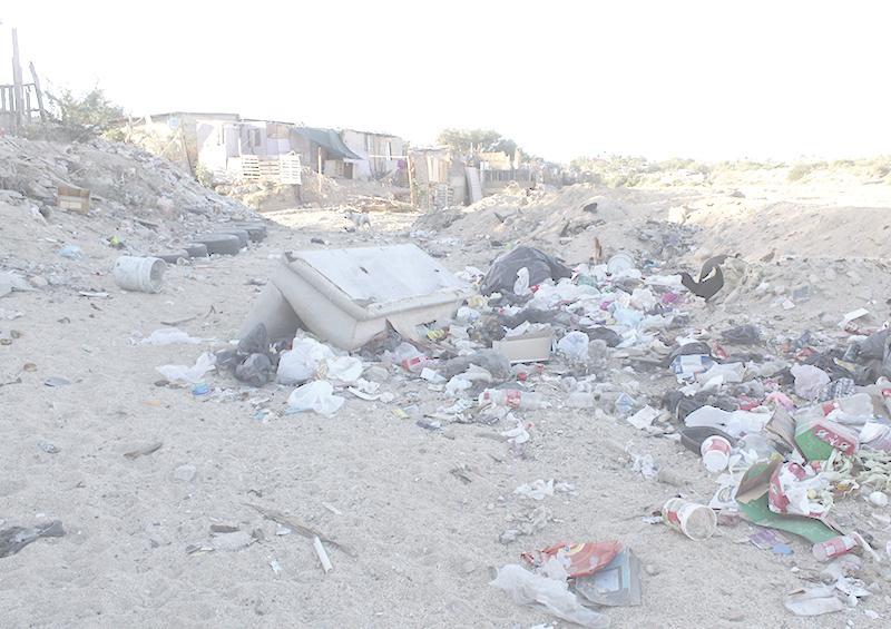 De $868.8 a $868 mil 800 pesos van actas  administrativas por tirar basura