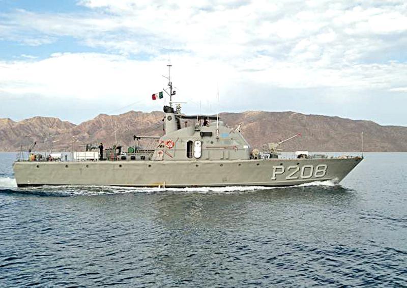 Hundirán buque para crear arrecife artificial en La Paz