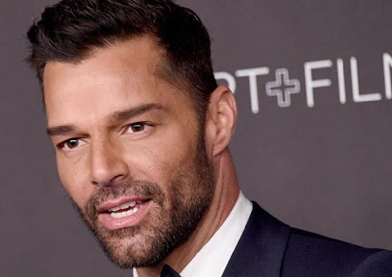 """""""No le demos chance al miedo, ni a la corrupción"""" Ricky Martin"""