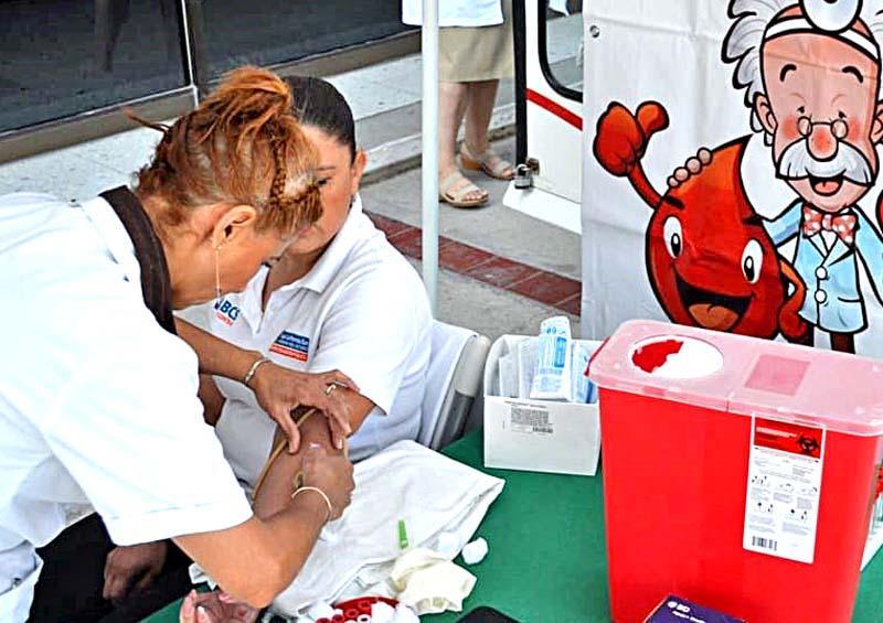 No existe cultura de donación de sangre en sudcalifornianos y en general en el país: Liliana Gallegos