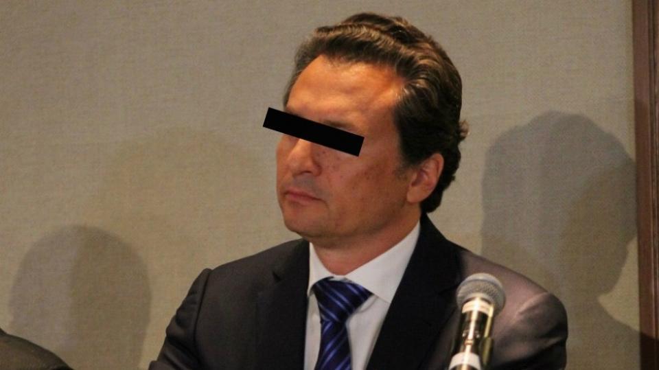 Lozoya, el egresado de Harvard detenido en España
