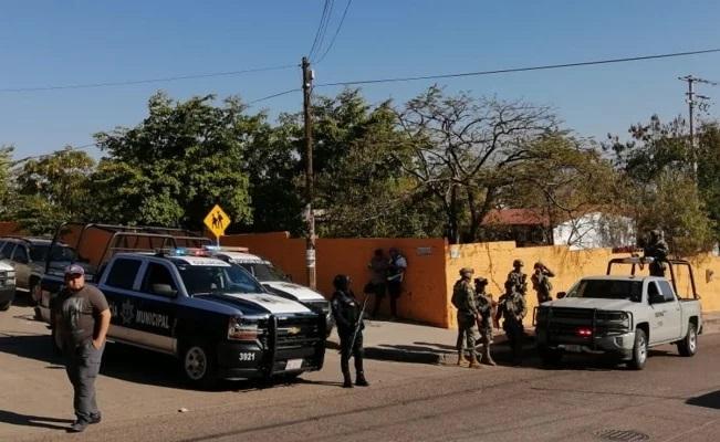 Balacera en Culiacán deja un muerto y un herido