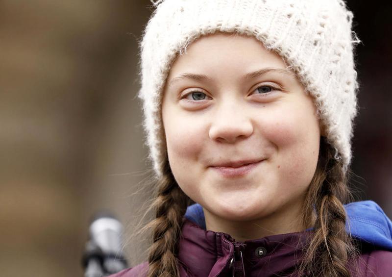 Greta Thunberg llama a marcha por el clima