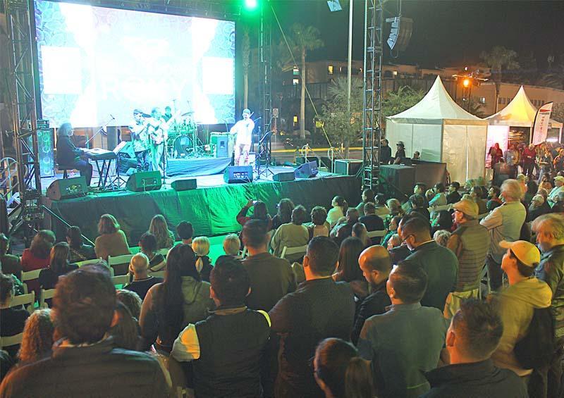 Turistas y locales disfrutaron del jazz, gastronomía y del arte este fin de semana en SJC
