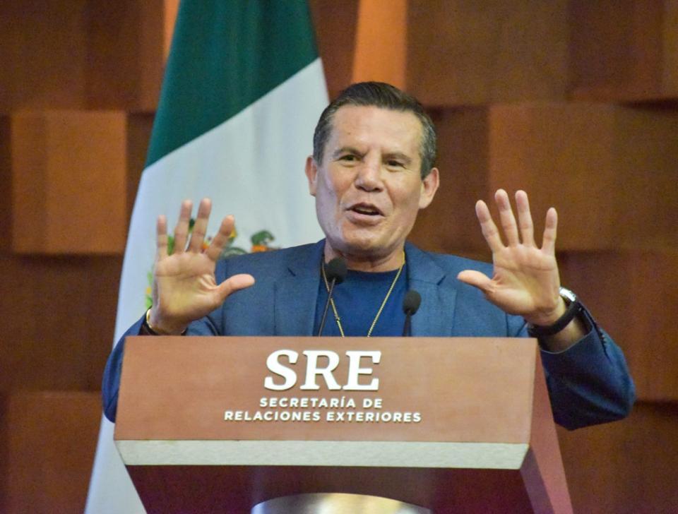 Julio César Chávez, Mr. Amigo 2019-2020, listo para el Charro Days