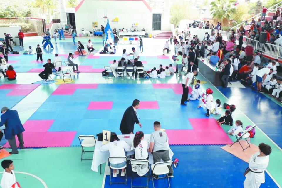 Un éxito el Torneo de Karate de la Amistad 2020