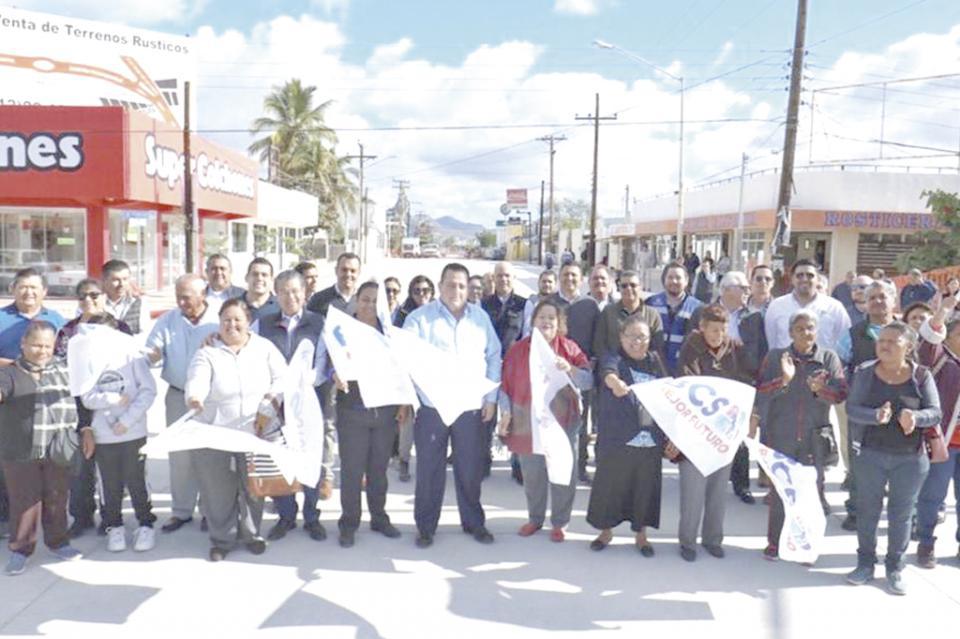 Invierten más de mil 600 mdp en infraestructura vial en La Paz