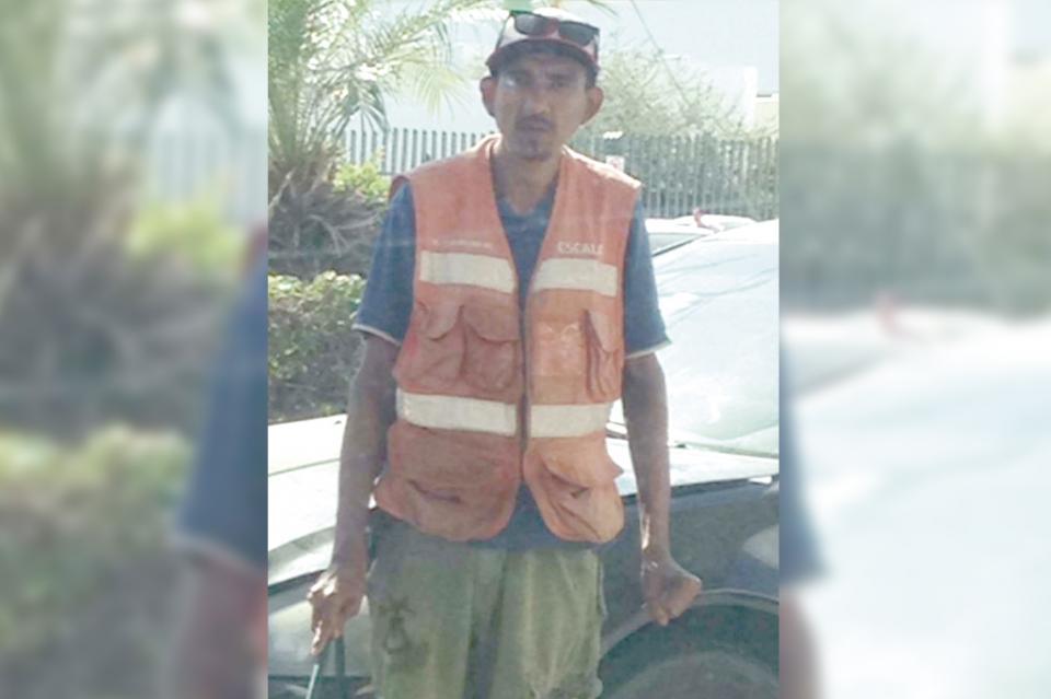 Manuel llegó de otro estado para tener un  trabajo más remunerado