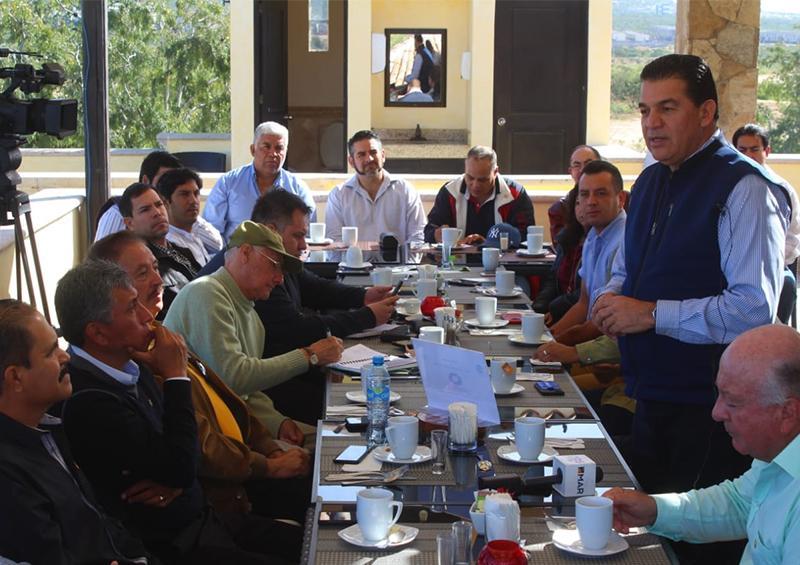 Presenta Alcalde de La Paz, grandes proyectos para el municipio