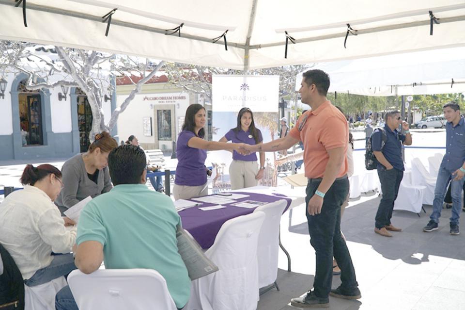 Celebran en Palacio Municipal la Feria del Empleo Turístico 2020