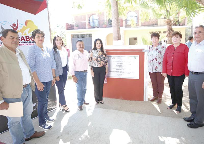 Invierten un total de 16 mdp en pavimentación en Miraflores