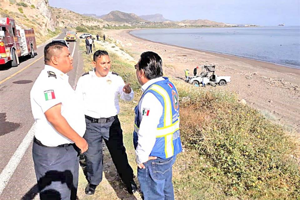 Exhorta PC evitar llamados falsos en tema de emergencias
