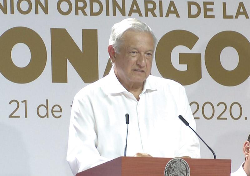 """""""Fructífera visita de AMLO a BCS por los programas que anunció en beneficio de sudcalifornianos"""": Esteban Vargas"""