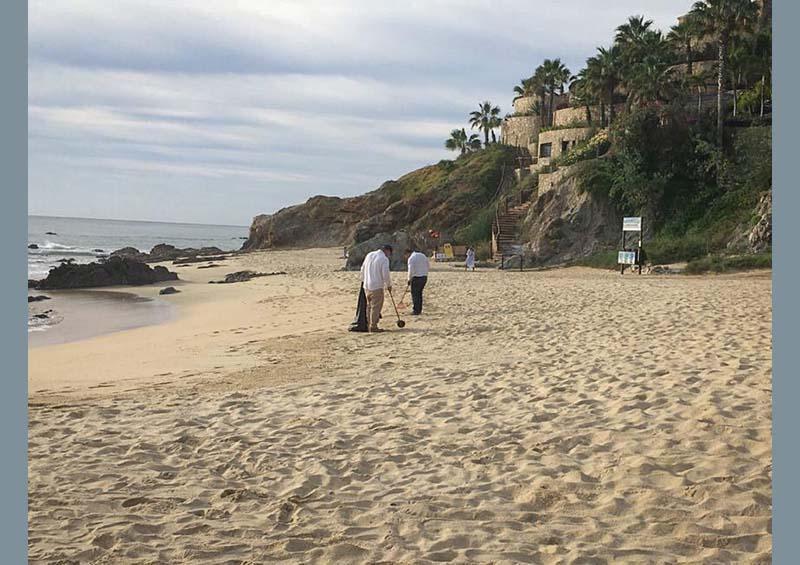 Verifica Zofemat  libre acceso  a las playas