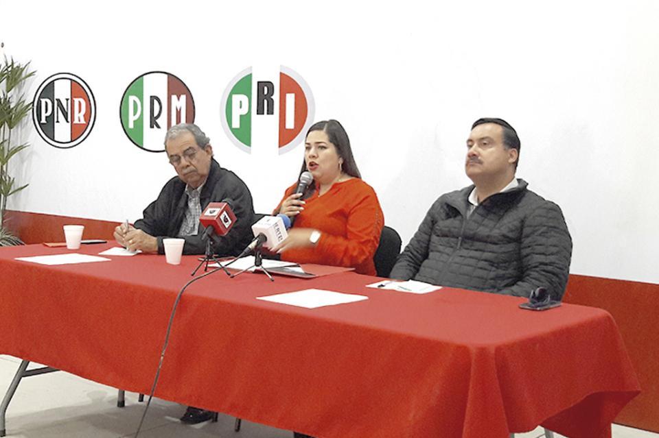 Federación ejerce 21 mmdp para programas  sociales sin reglas de operación: PRI BCS