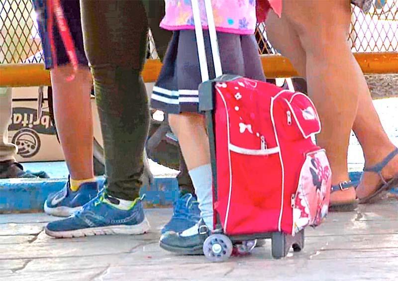 Revela SEP protocolo para entregar a niños a la salida de la escuela