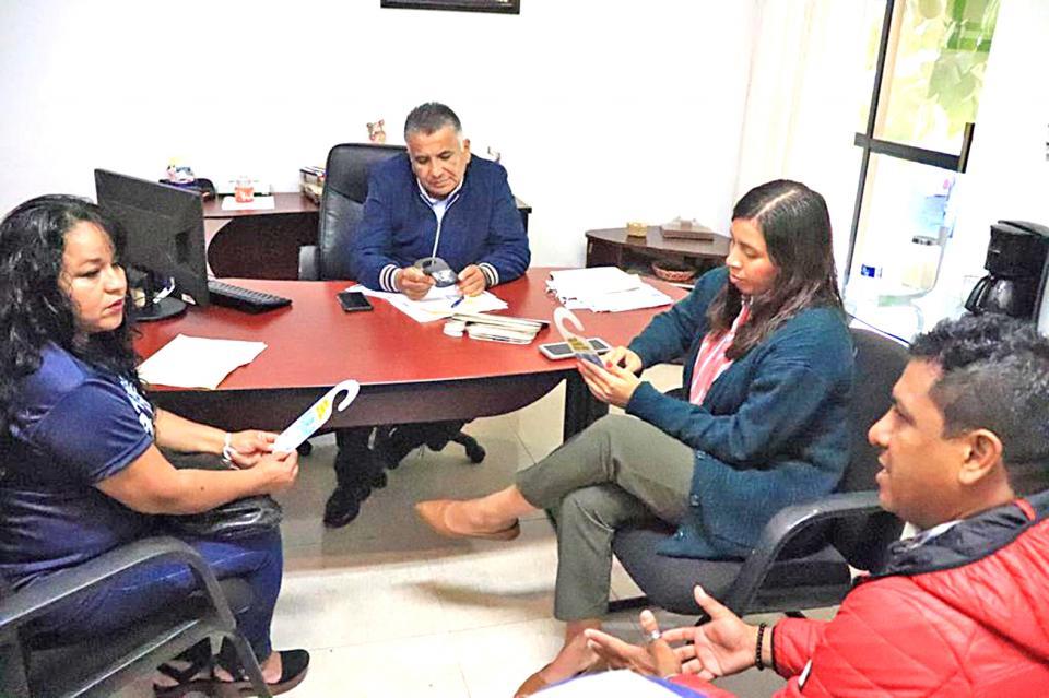 Unión de Imjuve y Asociación FJU para concientizar a ciudadanía sobre  educación vial