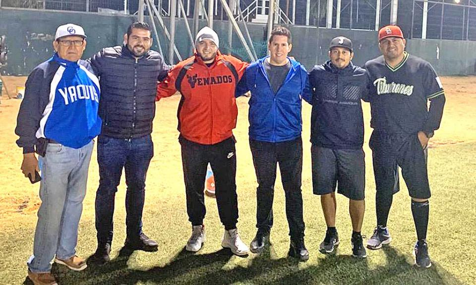 "Mañana ""Derby de Jonrones""  coordinado por  beisbolista profesional  Ricardo Álvarez"