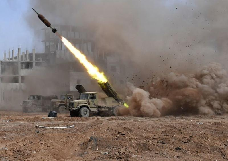 Siria advierte que derribará cualquier avión que viole el espacio aéreo del país