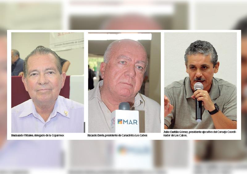 Positiva la visita de AMLO a BCS: empresarios