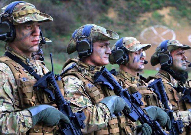 Turquía envía sus fuerzas especiales a Siria