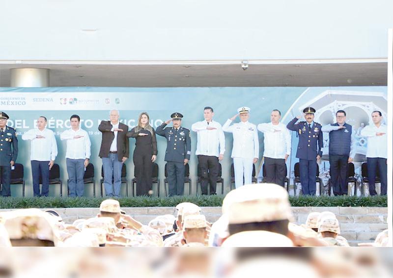 Reconoce BCS la invaluable labor del Ejército mexicano