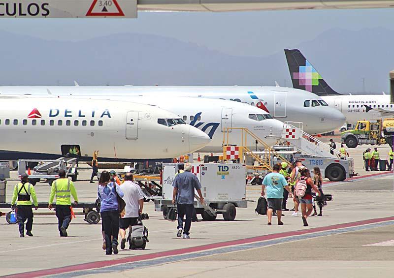 Podría tener Los Cabos vuelos hacia Nueva York y Las Vegas
