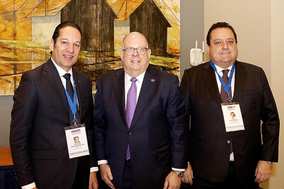 Protestaría Carlos Mendoza como  presidente de Conago el 21 de febrero