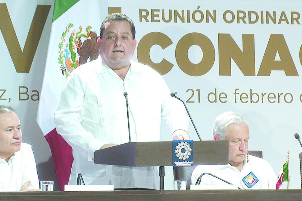 Solicita Gobernador de BCS homologación nacional del feminicidio