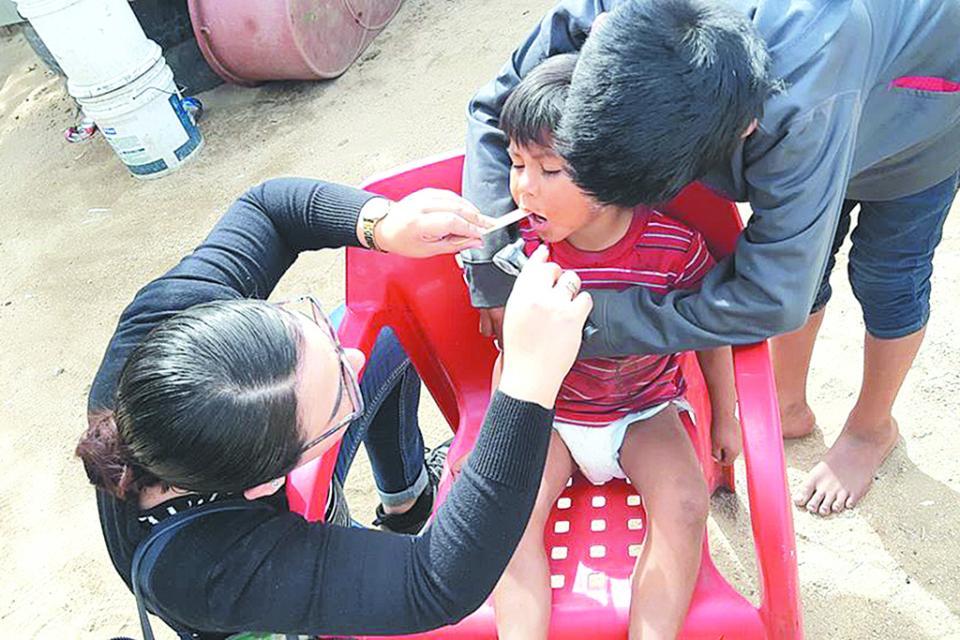 Sabiduría y Dirección requiere médicos especialistas para menores enfermos