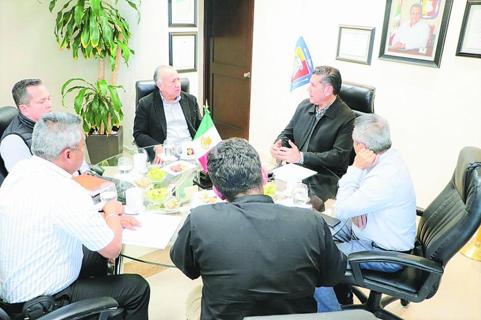 Vital para la seguridad y justicia de BCS  reunión entre Poder Ejecutivo y Judicial