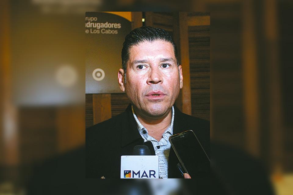 Revisará hoy Mesa  de Seguridad operación  de los centros de rehabilitación  en BCS: Álvaro de la Peña