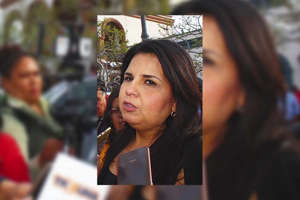 Problemática del agua será el tema  central a plantear a AMLO durante su visita a BCS el 21 de febrero: Armida Castro