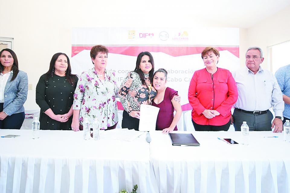 Benefician a la niñez con discapacidad en Miraflores