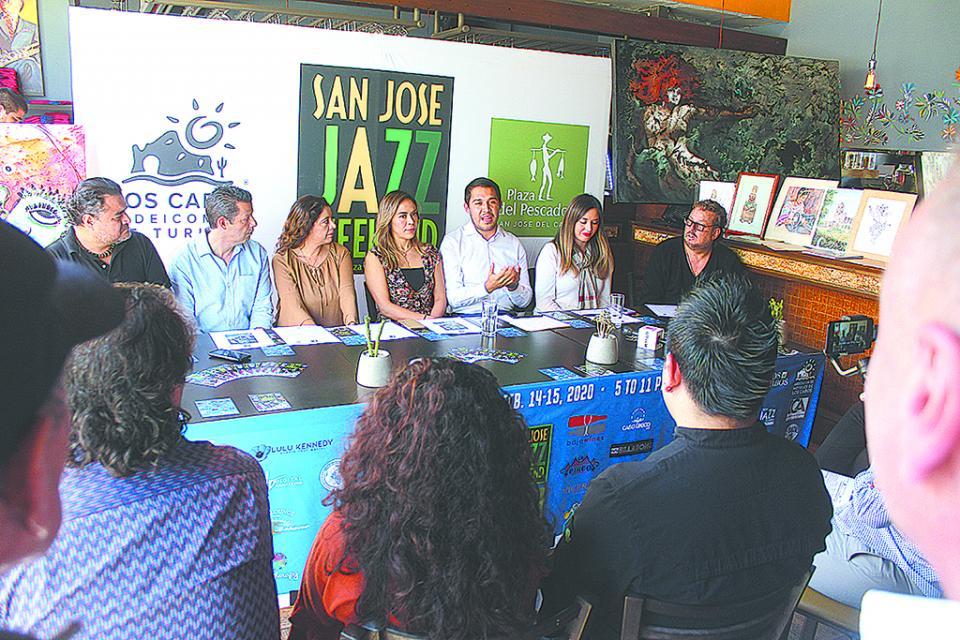 Esperan 4 mil asistentes al Festival de Jazz San José Weekend este 14 y 15 de febrero